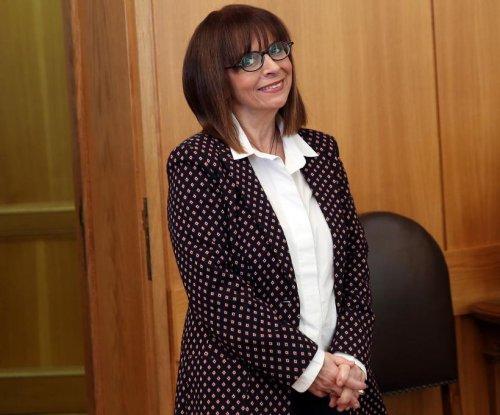 Greece elects Katerina Sakellaropoulou as first female president