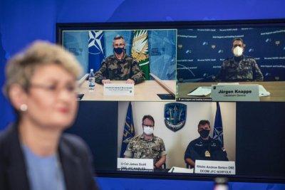 NATO kicks off Steadfast Defender 2021 exercise