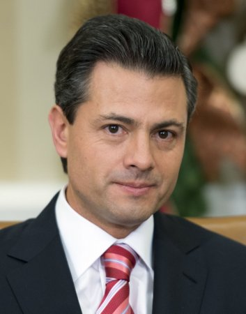 Protests greet Mexico's new president