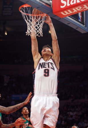 NBA: New Jersey 115, New York 89