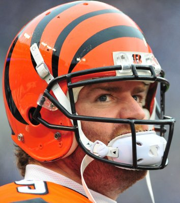 Bengals trade QB Palmer to Oakland