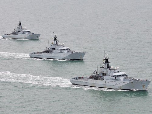 Danish radars for new British offshore patrol boats