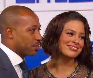 Ashley Graham debuts short hair at 2016 MTV VMAs