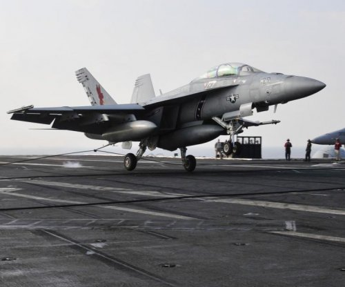 BAE continues electronic support for Navy pilots