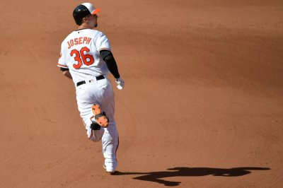 Baltimore Orioles C Caleb Joseph loses arbitration case