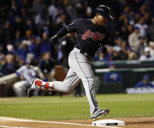 Jose Ramirez leads Cleveland Indians past Detroit Tigers as Verlander's strikeout streak ends