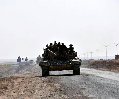 Syrian army sources say they have seized Islamic State stronghold