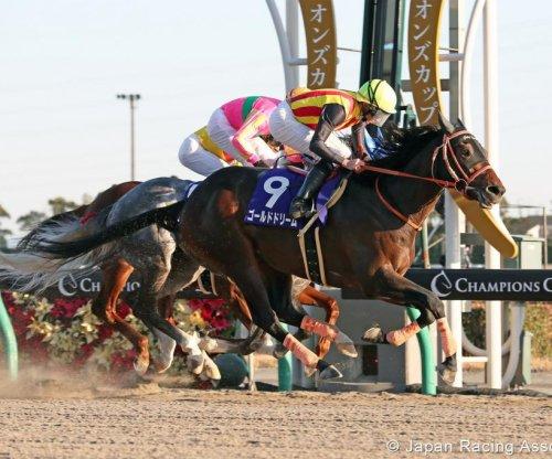 UPI Horse Racing Roundup: Sharp Azteca wins Cigar Mile, Gold Dream wins Champions Cup