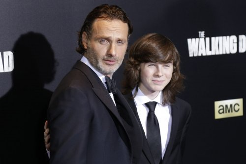 'Walking Dead' alum Chandler Riggs heading back to TV