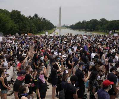 George Floyd: Second weekend of protests grips U.S. cities