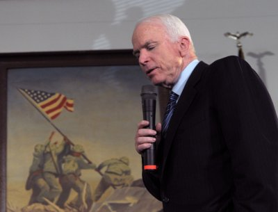 McCain still faces contribution challenges