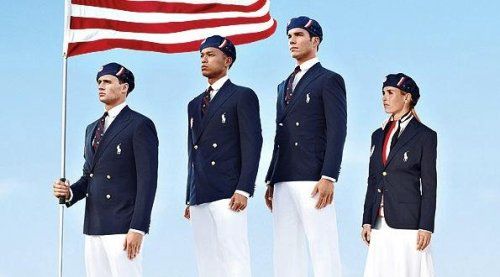 USOC: Uproar over uniforms 'nonsense'