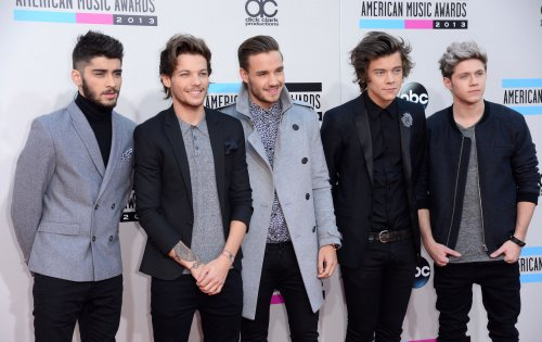 One Direction gets its own holiday television special on NBC