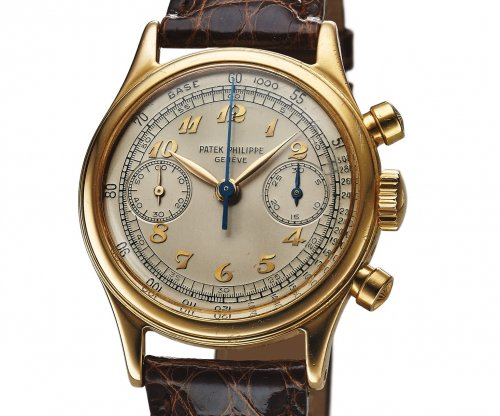Watch gifted by Nelson Rockefeller expected to fetch $200K at auction
