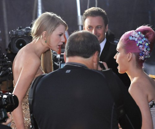 Taylor Swift not talking about alleged feud with Katy Perry