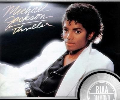 Michael Jackson's 1982 album 'Thriller' is still setting records