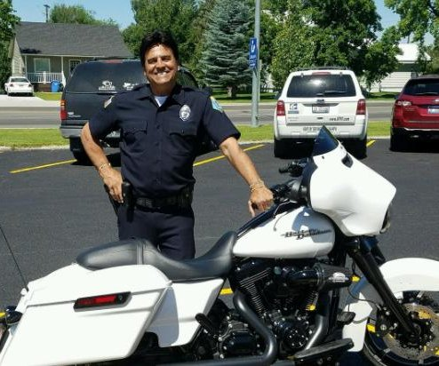 Erik Estrada becomes real-life police officer