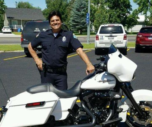 Erik Estrada becomes real-life police officer