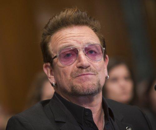 Bono in restaurant lockdown during Bastille Day attack