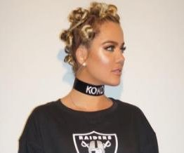 Khloe Kardashian offends with Bantu knot hairstyle