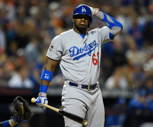 Los Angeles Dodgers place former star OF Yasiel Puig on waivers