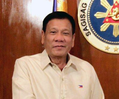Philippines' Duterte promises God he'll stop cursing