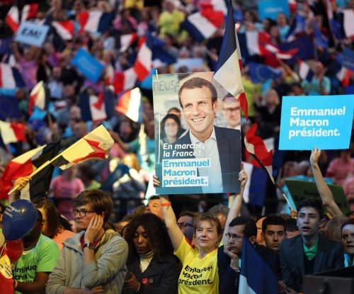 Overseas polls open ahead of presidential election in France