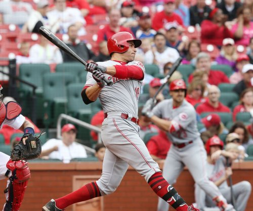 Joey Votto, Adam Duvall help Cincinnati Reds continue mastery over Pittsburgh Pirates