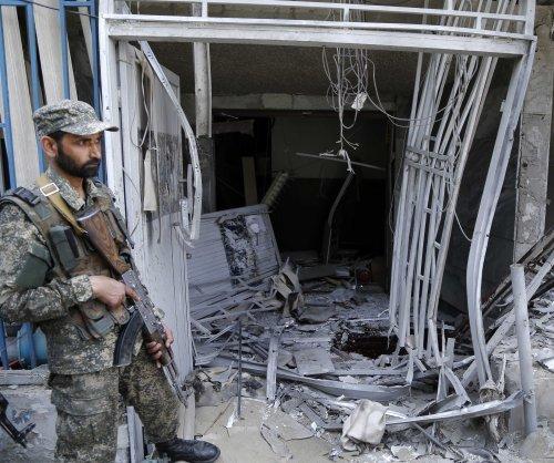 At least 2 dead in suicide blast at Kabul stadium