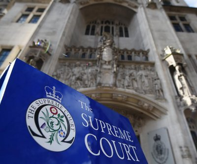 British Supreme Court hears case on Boris Johnson's suspension of parliament