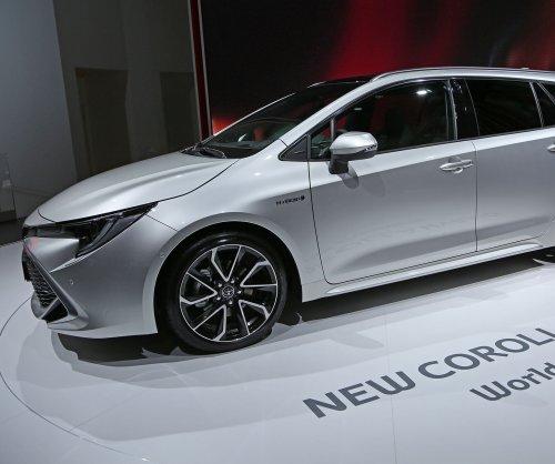 Toyota recalls 2.9 million vehicles for faulty air bag sensor