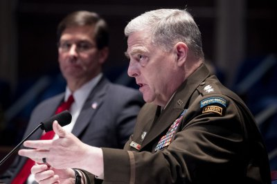 Top U.S. general on Russian bounty reports: 'If it's true we will take action'