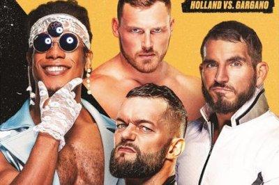 WWE NXT: Finn Balor, Velveteen Dream clash