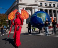 U.N.: Countries falling short on implementing climate change plans