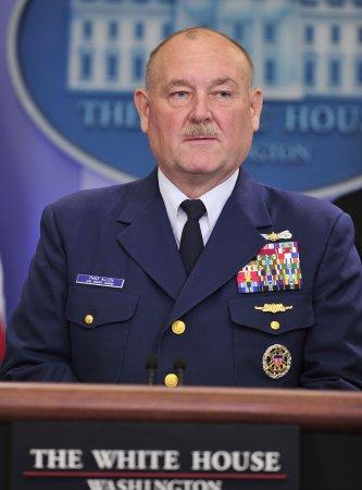 Admiral clarifies tough talk as 'metaphor'