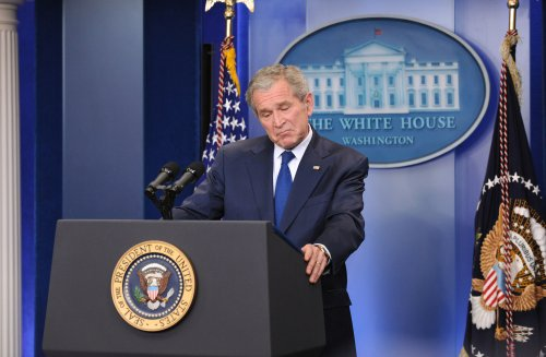 Obama asks Bush to seek $350B rescue funds
