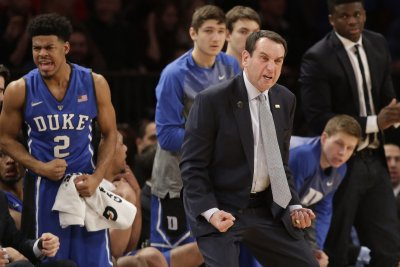 Duke headlines entertaining South Region