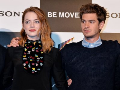 Emma Stone on Andrew Garfield: 'I love him very much'