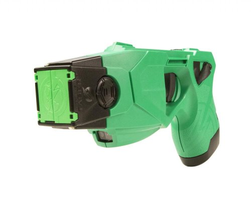 Taser International touts LA Police orders for weapons, body cameras