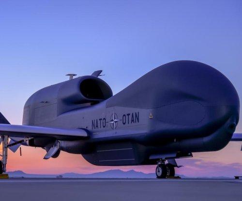 Northrop Grumman unveils first NATO ISR aircraft