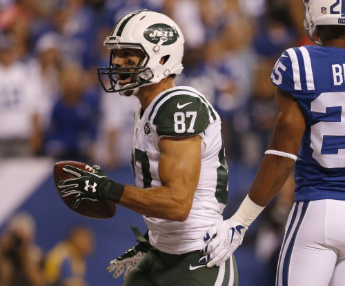 N.Y. Jets wide receiver Eric Decker questionable vs. Miami Dolphins