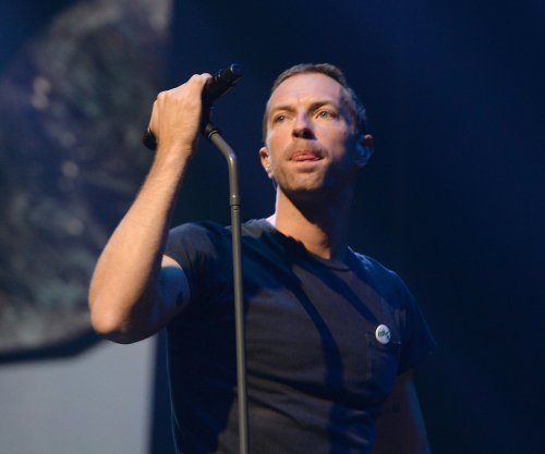 Chris Martin 'happy to be alive' following Gwyneth Paltrow split