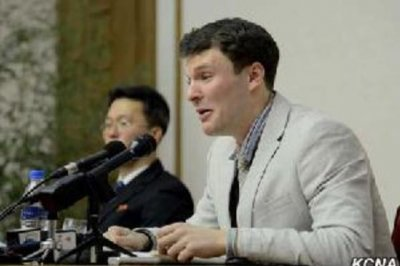 U.S. student in North Korea sentenced to 15 years hard labor