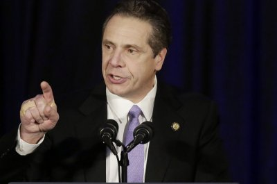 N.Y.'s Cuomo warns backers of Israel boycott: 'New York will boycott you'