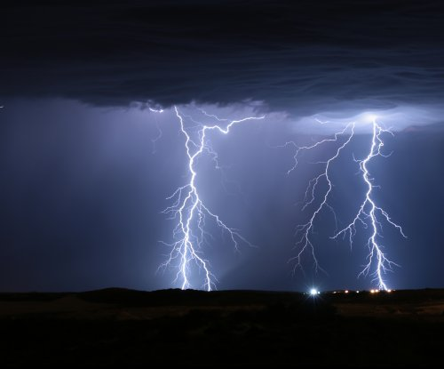 Dozens killed by lightning in India's monsoons