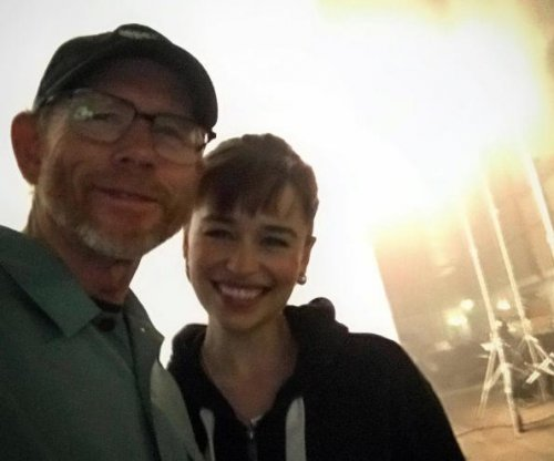 Emilia Clarke wraps up filming on Han Solo spinoff film