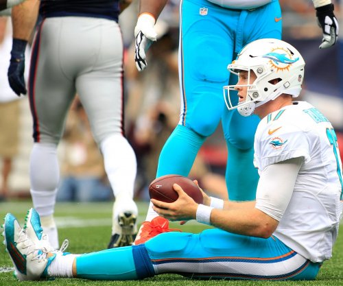 Dolphins considered trading up for QB in 2018 NFL Draft, 'believe' in QB Tannehill