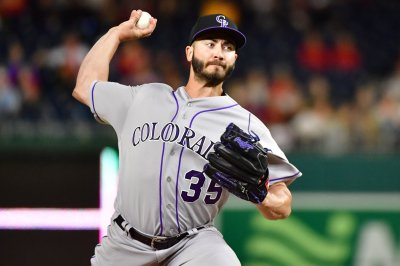 Rockies hope Bettis joins party vs. Dodgers