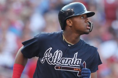 Atlanta Braves' Ronald Acuna Jr. dents Marlins Park with 432-foot homer
