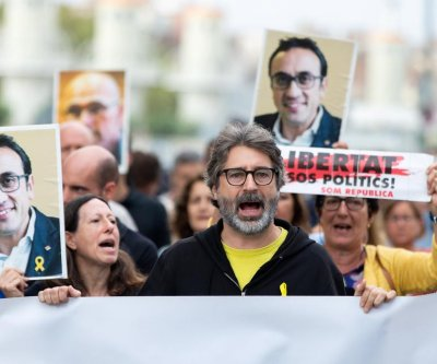 Barcelona braces for more protests after separatists' sentencing